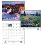 Inspirations For Life Spiral Wall Calendars